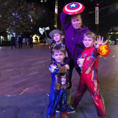 MARVEL UNIVERSE LIVE AT THE O2