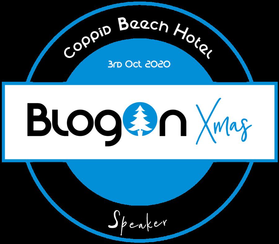 blogon xmas speaker