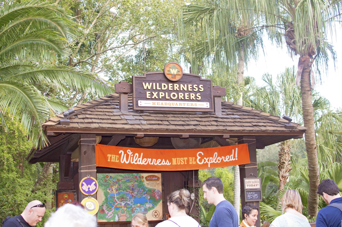 Wilderness Explorers Club Clubhouse Headquarters