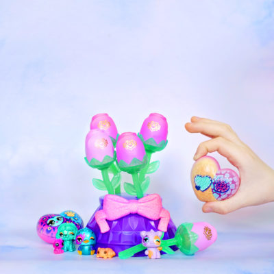 HATCHIMALS PET OBSESSED COLLEGGTIBLES