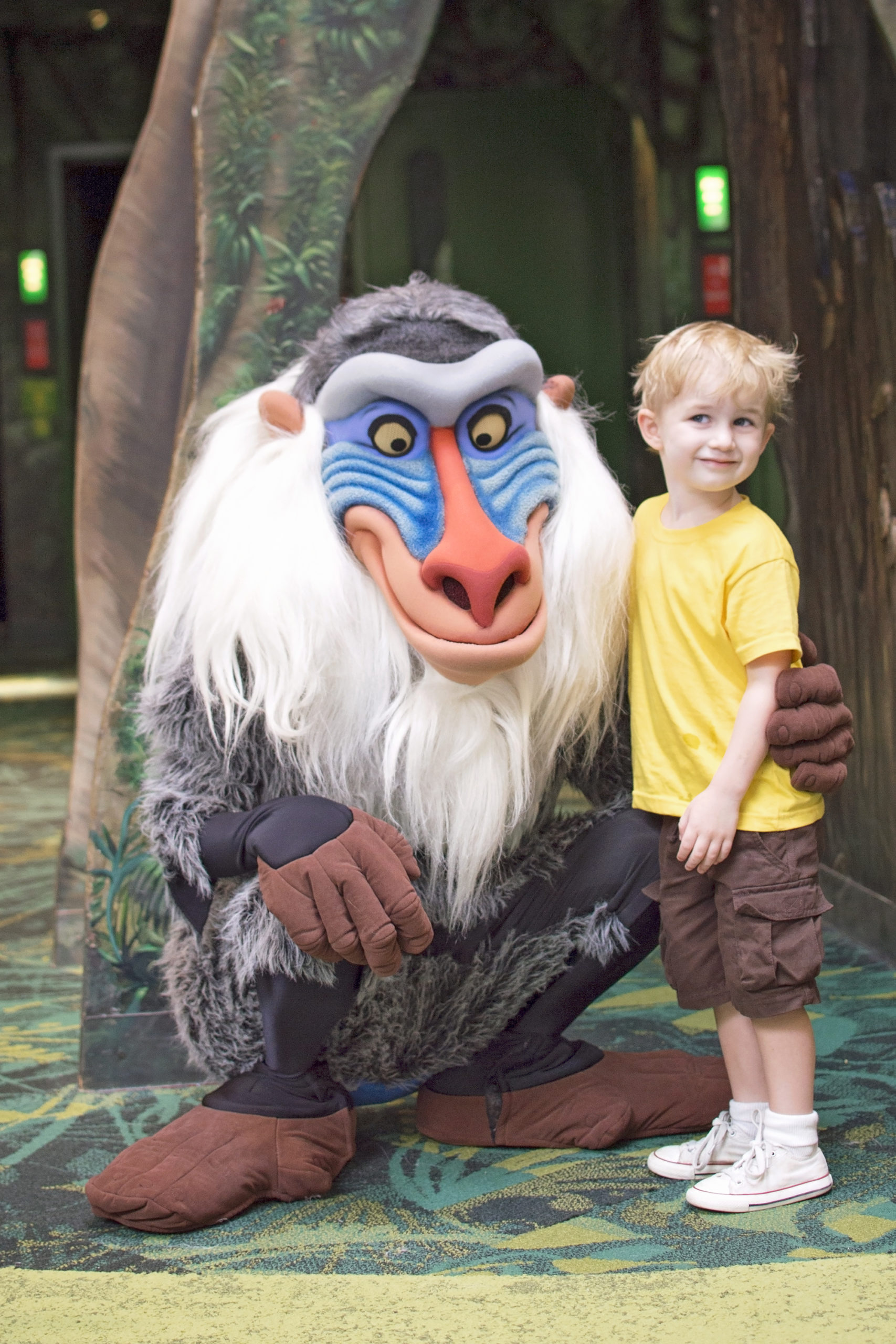 RAFIKI'S PLANET WATCH disney's animal kingdom