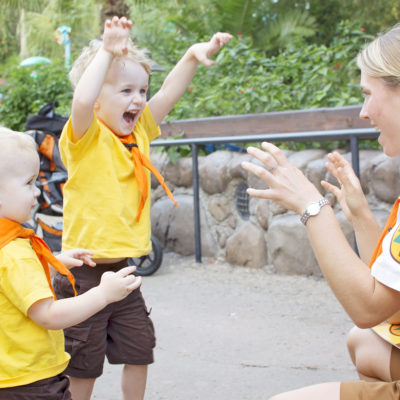 WILDERNESS EXPLORERS CLUB AT DISNEY'S ANIMAL KINGDOM