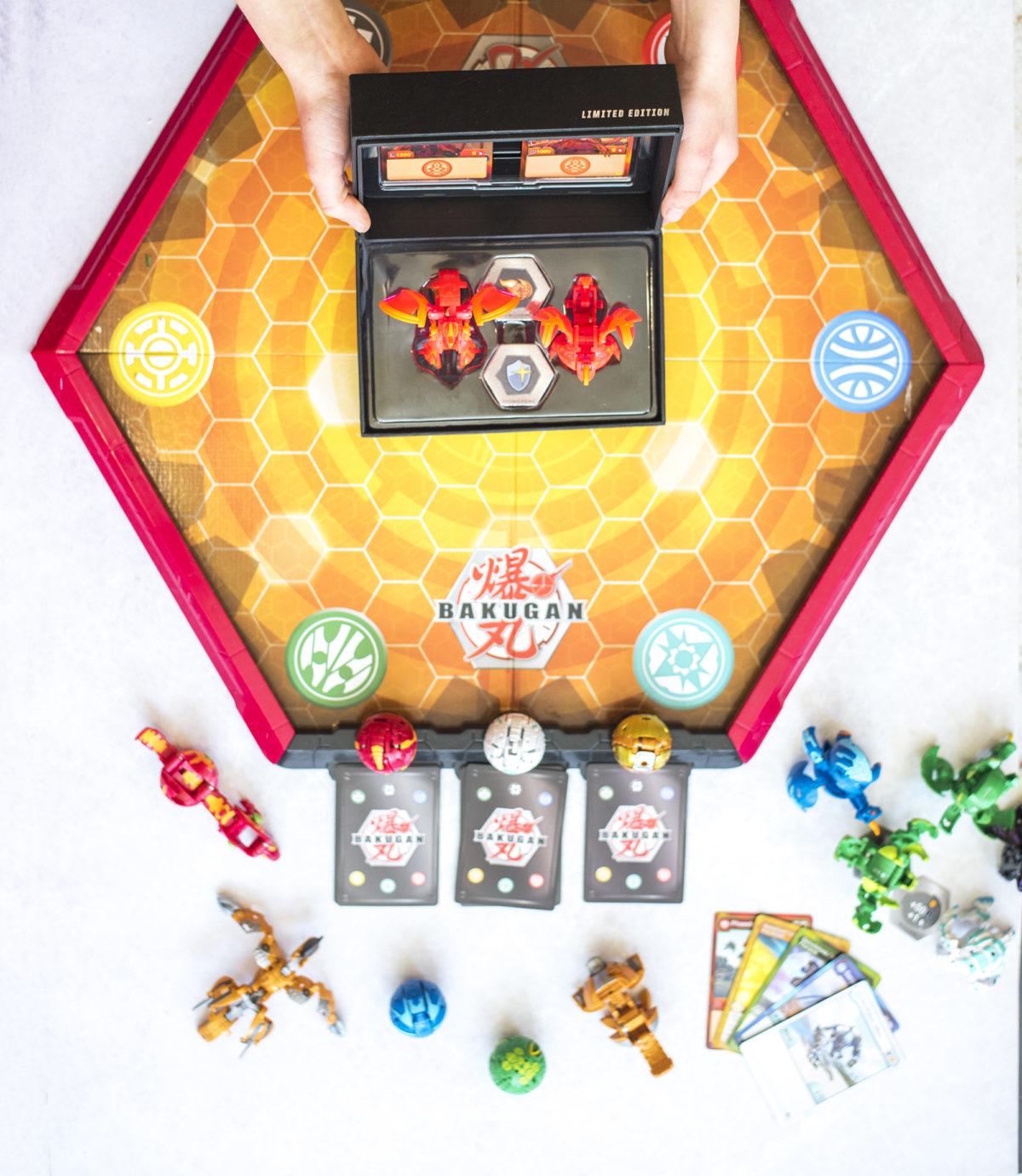 Bakugan BakuCore Bakuballs Collectible toys TV Series