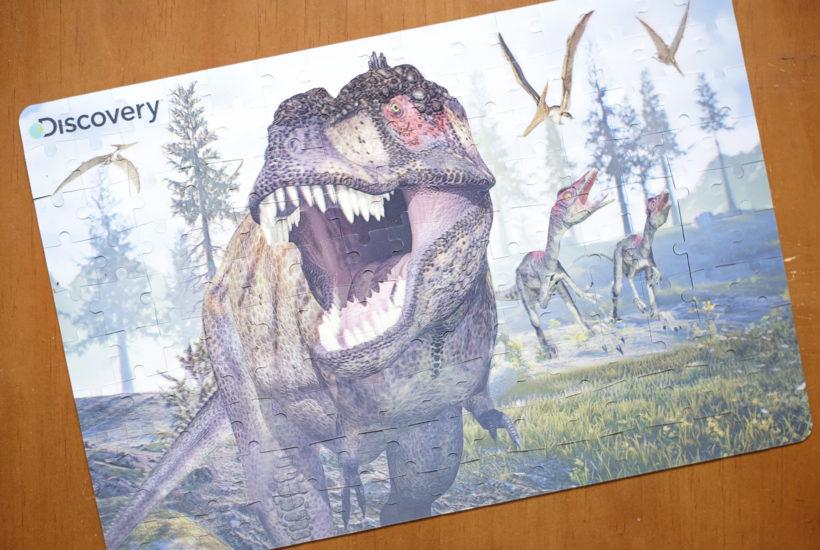 Discovery Dinosaur Jigsaws