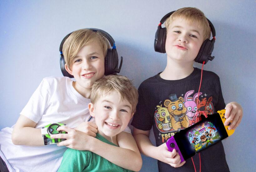 Ben 10 Power Trip Outright Games Jones Boys