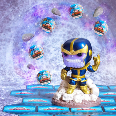 FUNKO MARVEL BATTLEWORLD REVIEW