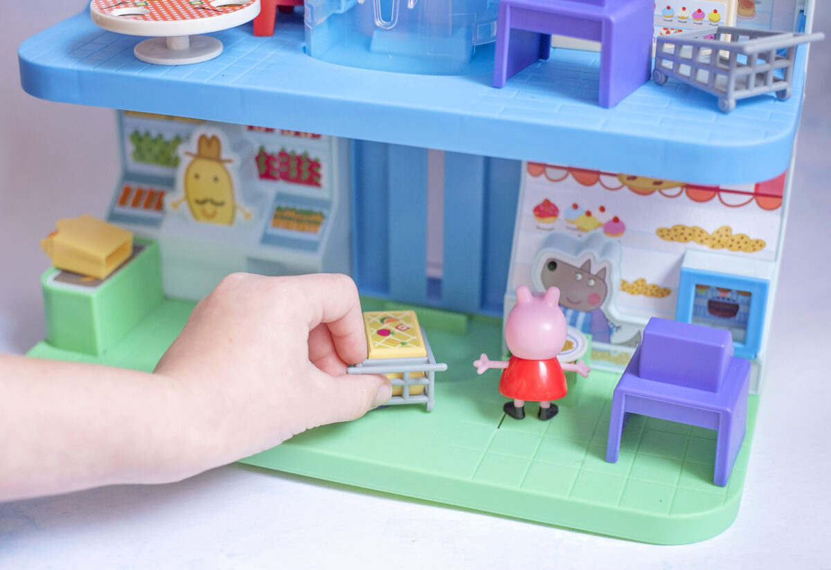 Peppa Pig Supermarket Checkout