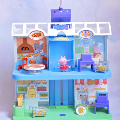 PEPPA'S SHOPPING CENTRE REVIEW