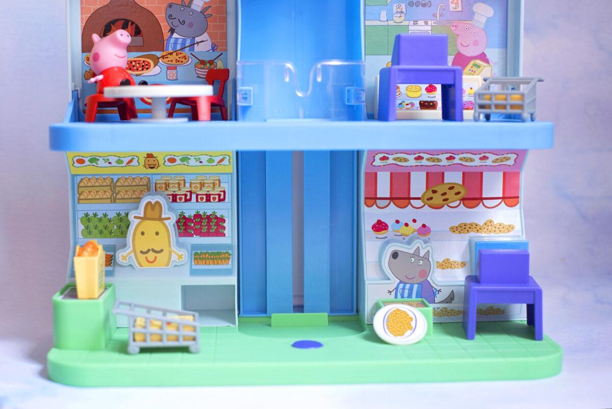 Peppa Pig Supermarket Toy Smyths