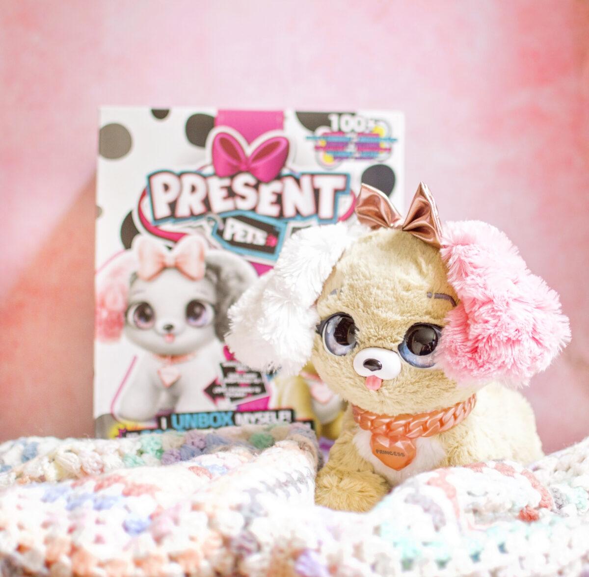 Princess the Fancy Pup Present Pets
