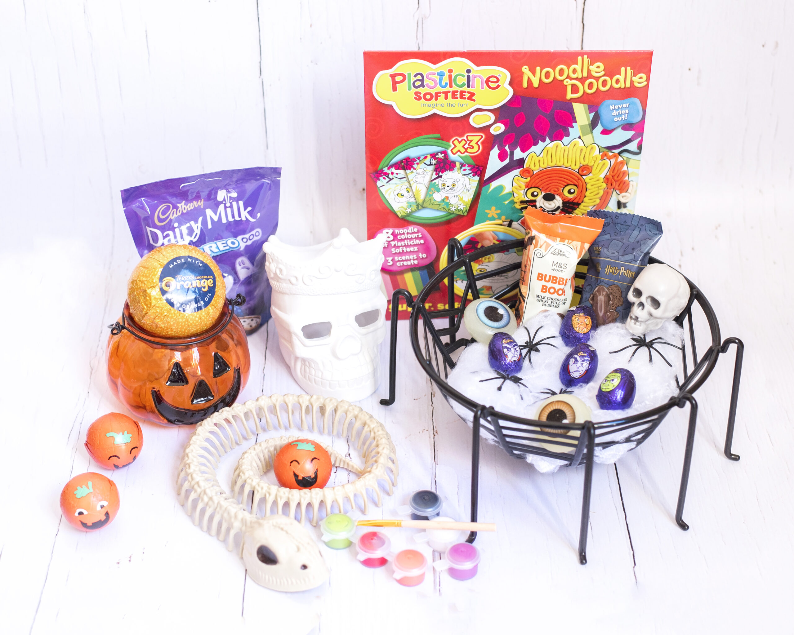 What Are Boo Baskets?