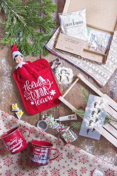elf on the shelf crafts