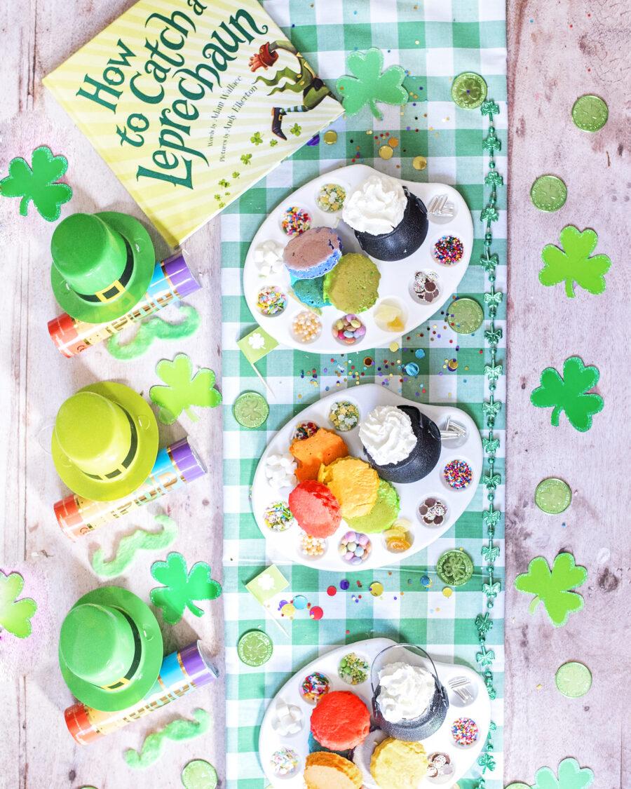St. Patrick's Day Pancake Breakfast Party
