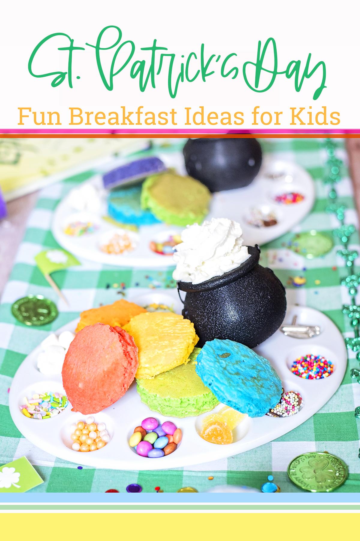 St. Patrick's Day Fun Breakfast Ideas for Kids