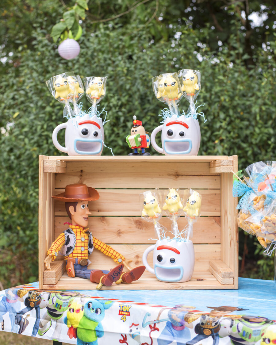 How to Throw a Toy Story Party