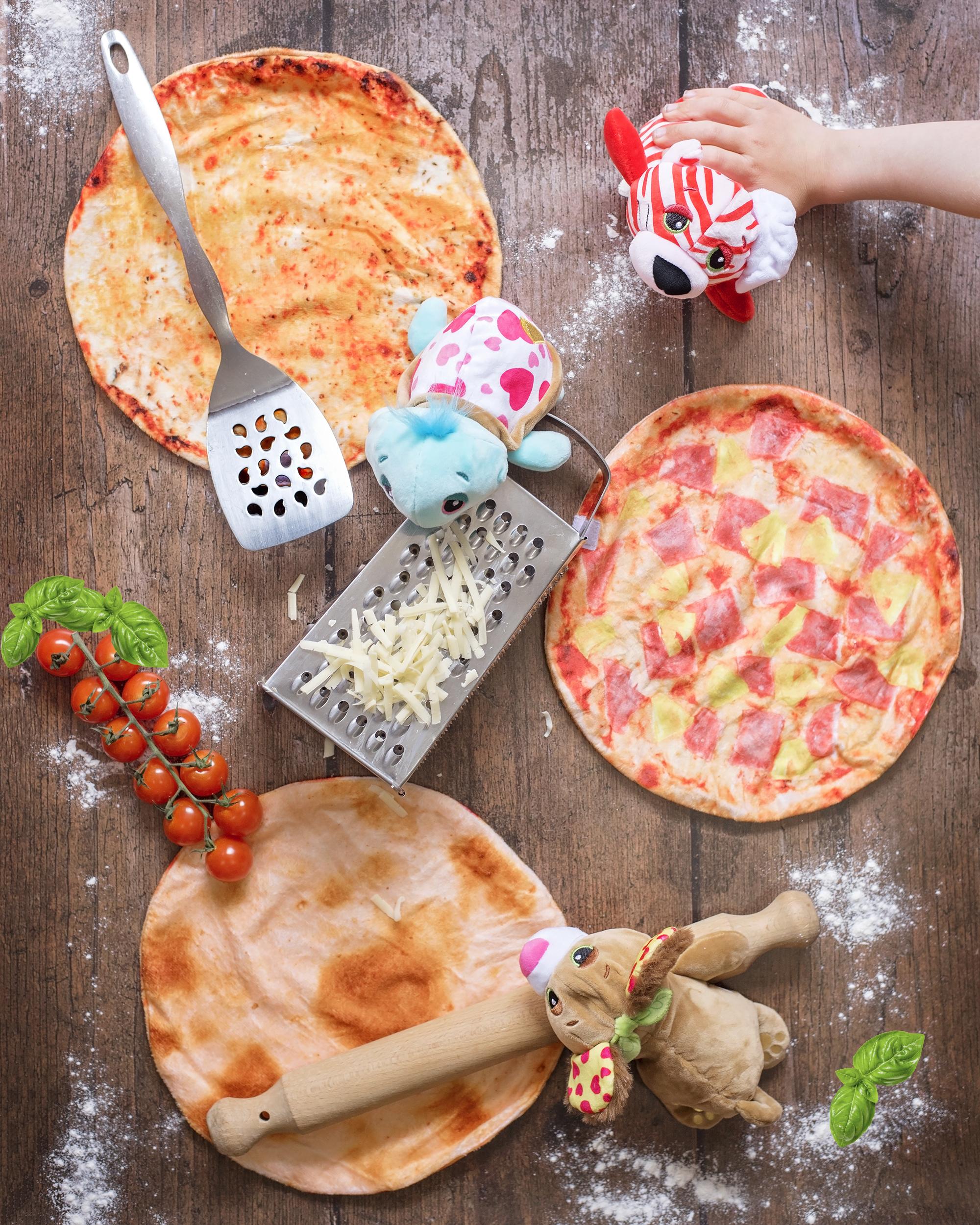 Cuteitos Pizzaitos