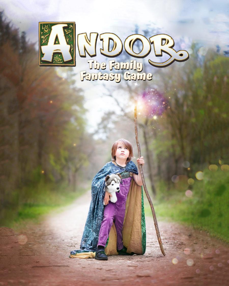 Andor: The Family Fantasy Game Review