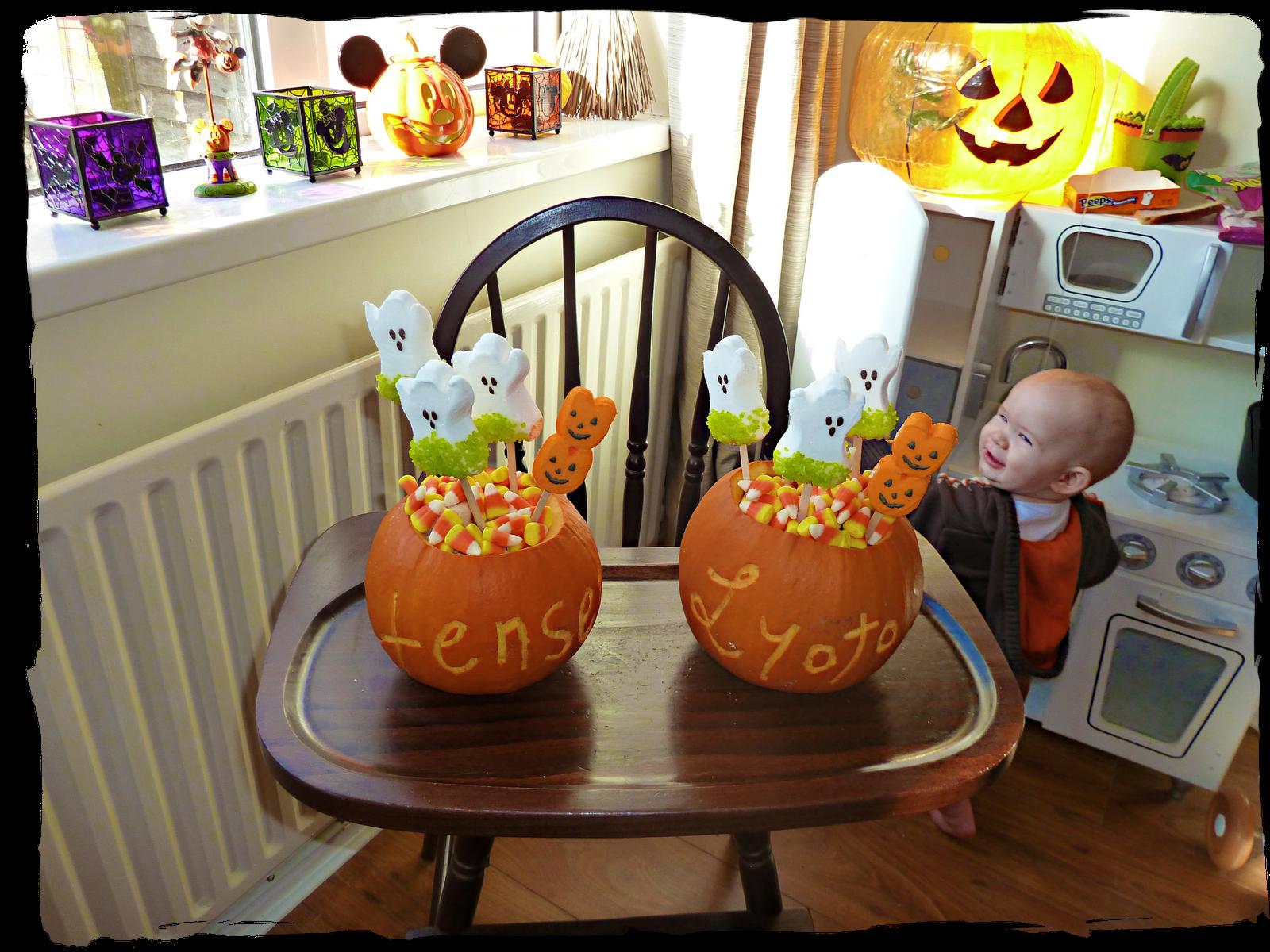 Pumpkin Party 2012!